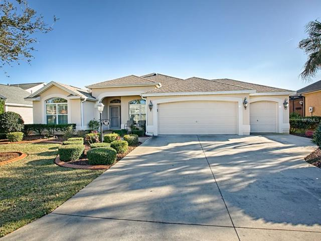994 Talapia Loop, The Villages, FL 32162 (MLS #G4853150) :: Realty Executives in The Villages