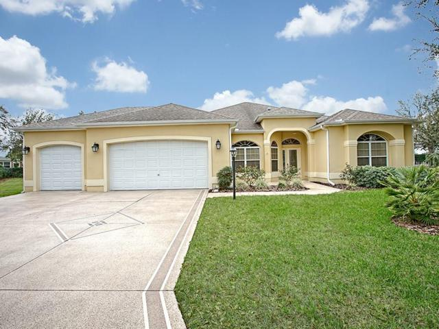 2933 Larranaga Drive, The Villages, FL 32162 (MLS #G4853156) :: Realty Executives in The Villages