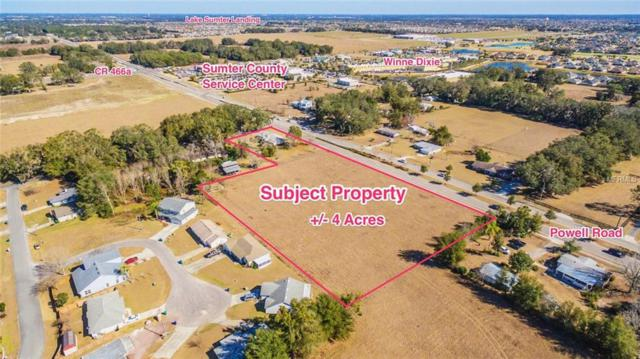 7228 Powell Road Drive, Wildwood, FL 34785 (MLS #G4853260) :: Griffin Group