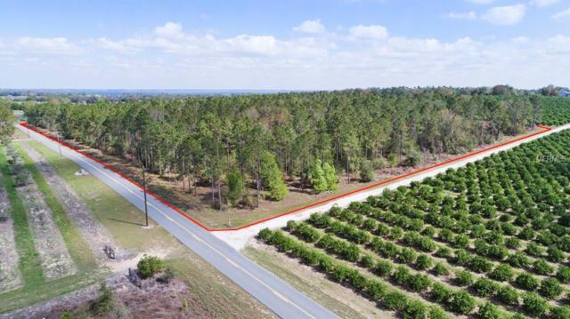 Gospel Hill Road, Leesburg, FL 34748 (MLS #G4853373) :: Premium Properties Real Estate Services