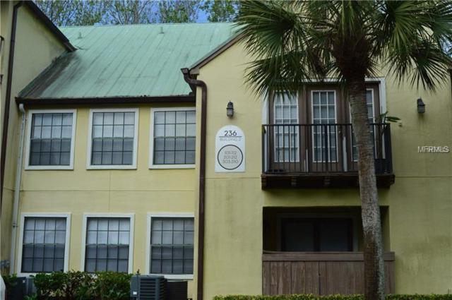 236 Afton Square #111, Altamonte Springs, FL 32714 (MLS #G4853378) :: Team Bohannon Keller Williams, Tampa Properties