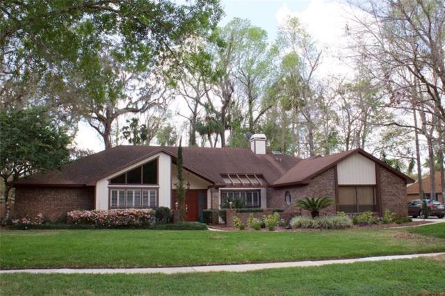 1611 Wood Duck Drive, Winter Springs, FL 32708 (MLS #G4853416) :: The Light Team