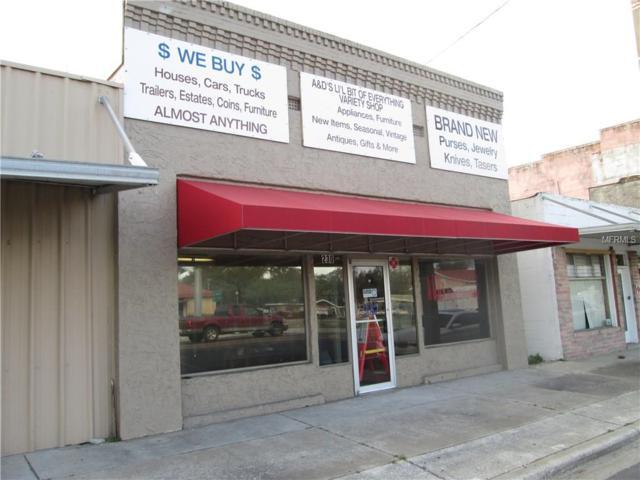 230 N Main Street, Bushnell, FL 33513 (MLS #G4853766) :: Team Pepka