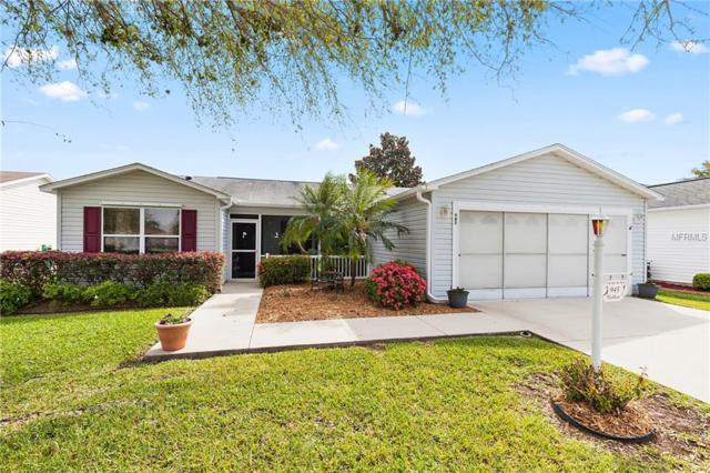 945 Haretison Avenue, The Villages, FL 32162 (MLS #G4854042) :: Realty Executives in The Villages