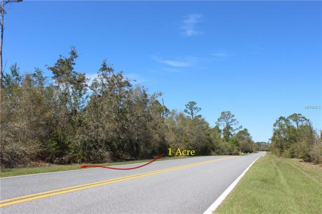 Royal Trail Road, Eustis, FL 32736 (MLS #G4854127) :: The Duncan Duo Team