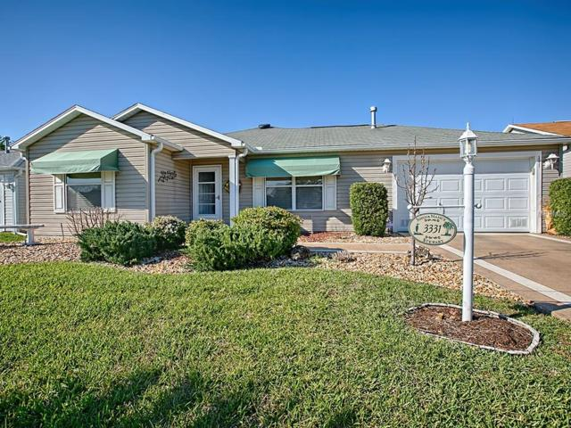 3331 Oakdale Place, The Villages, FL 32162 (MLS #G4854184) :: Realty Executives in The Villages
