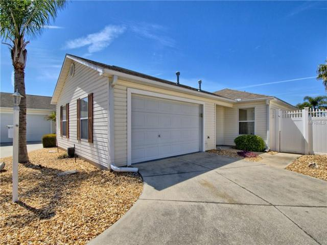 672 Sherwood Street, The Villages, FL 32162 (MLS #G4854283) :: Realty Executives in The Villages