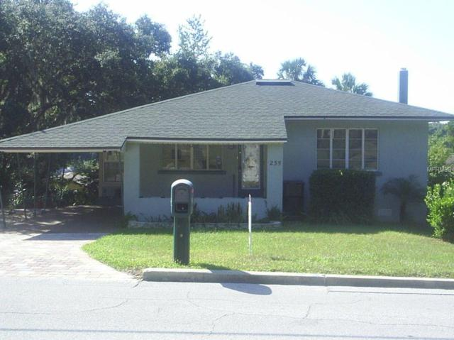 235 W Osceola Street, Clermont, FL 34711 (MLS #G4854391) :: Griffin Group