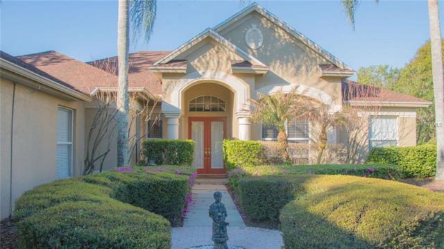 19103 Centre Rose Boulevard, Lutz, FL 33558 (MLS #G4854492) :: Arruda Family Real Estate Team