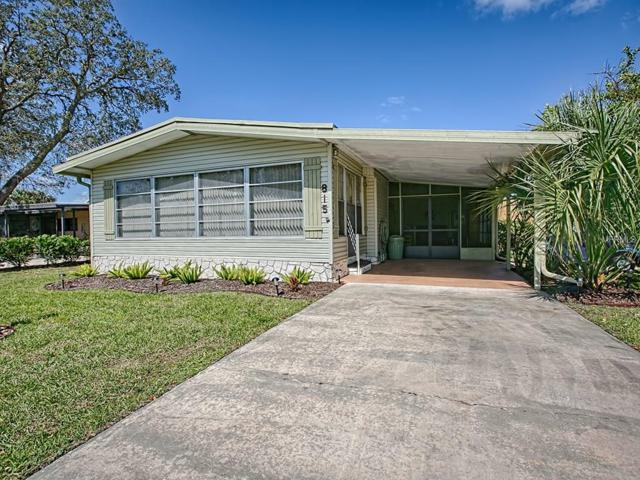 815 Truman Avenue, The Villages, FL 32159 (MLS #G4854549) :: Realty Executives in The Villages
