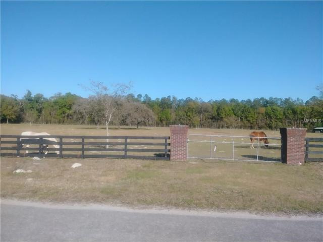 Reserve Drive, Eustis, FL 32726 (MLS #G4854562) :: The Duncan Duo Team
