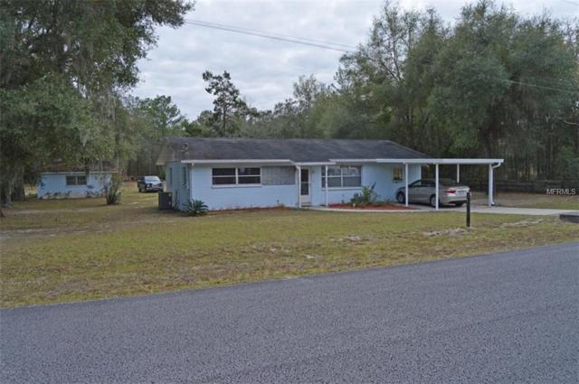 23512 SW Pony Ridge Drive, Dunnellon, FL 34431 (MLS #G4854680) :: The Duncan Duo Team