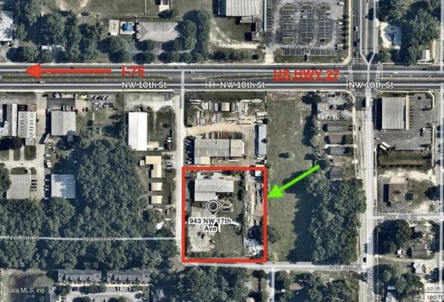 943 NW 17TH Avenue, Ocala, FL 34475 (MLS #G4854776) :: RE/MAX Realtec Group
