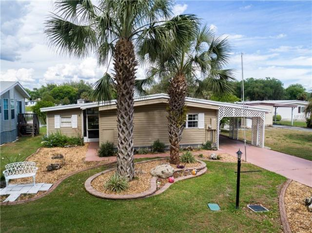 1309 Paradise Drive, The Villages, FL 32159 (MLS #G4854967) :: Realty Executives in The Villages