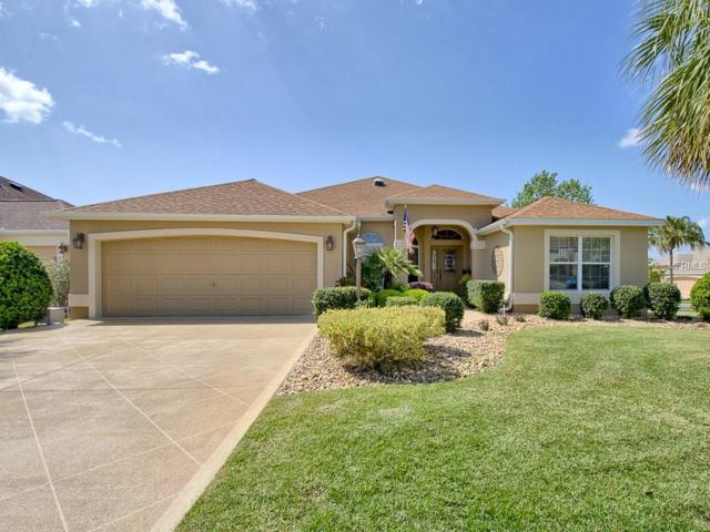 582 Inner Circle, The Villages, FL 32162 (MLS #G4855011) :: Realty Executives in The Villages