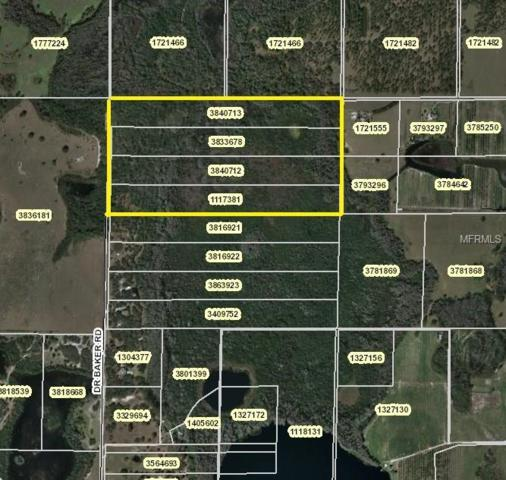 Dr Baker Road, Groveland, FL 34736 (MLS #G4855278) :: Griffin Group
