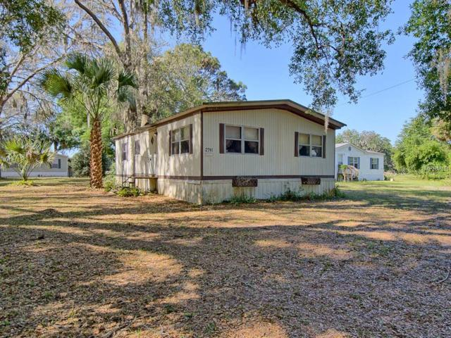 2781 NE 34TH Road, Coleman, FL 33521 (MLS #G5000291) :: The Duncan Duo Team