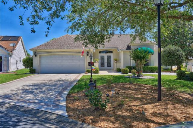 1111 Monterey Lane, The Villages, FL 32159 (MLS #G5000358) :: Realty Executives in The Villages
