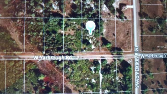 2738 W Yarbrough Road, Avon Park, FL 33825 (MLS #G5000416) :: Homepride Realty Services