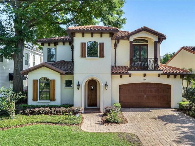 504 Greely Street, Orlando, FL 32804 (MLS #G5000470) :: Bustamante Real Estate