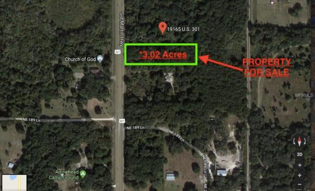 0 N Us Hwy 301, Citra, FL 32113 (MLS #G5000514) :: The Duncan Duo Team