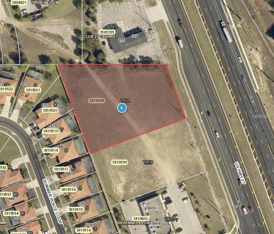 16921 High Grove Boulevard, Clermont, FL 34714 (MLS #G5001266) :: Team Pepka