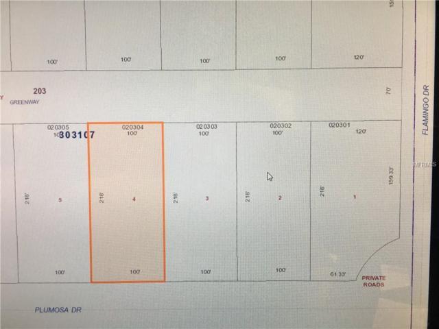 708 Plumosa Drive, Indian Lake Estates, FL 33855 (MLS #G5001312) :: Team Pepka