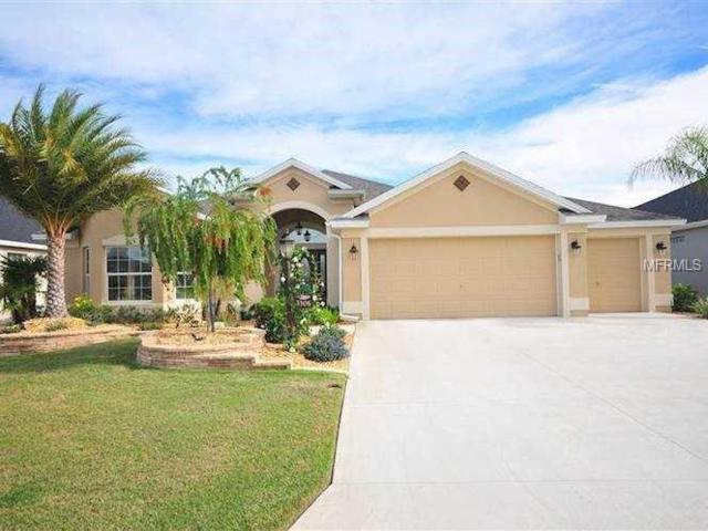 3306 Boardroom Trail, The Villages, FL 32163 (MLS #G5001338) :: Realty Executives in The Villages