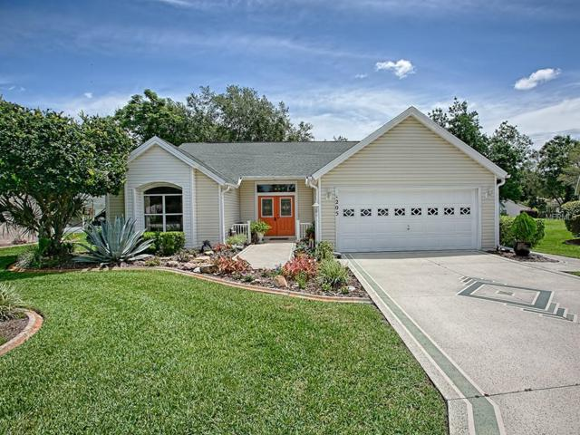 205 Desota Court, The Villages, FL 32159 (MLS #G5001705) :: Realty Executives in The Villages