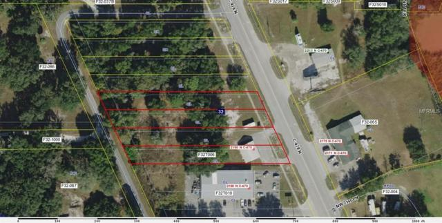 2190 N C-470 Road, Lake Panasoffkee, FL 33538 (MLS #G5001719) :: The Duncan Duo Team