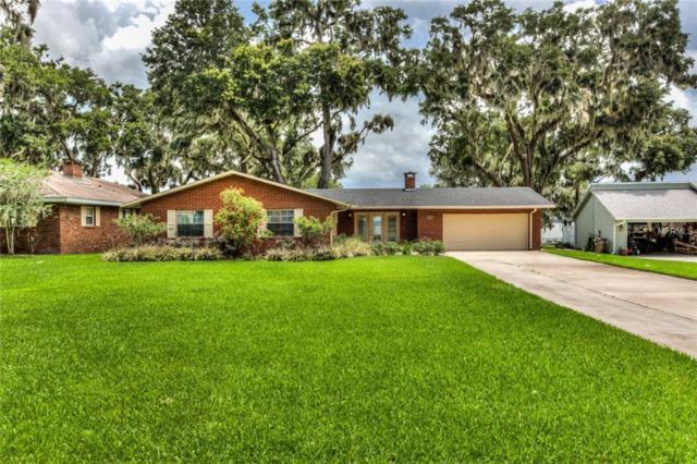 35102 Shady Oaks Lane, Fruitland Park, FL 34731 (MLS #G5001752) :: The Duncan Duo Team