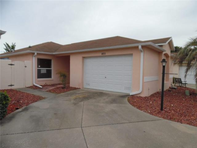 405 Duarte Lane, Lady Lake, FL 32159 (MLS #G5001933) :: Team Bohannon Keller Williams, Tampa Properties