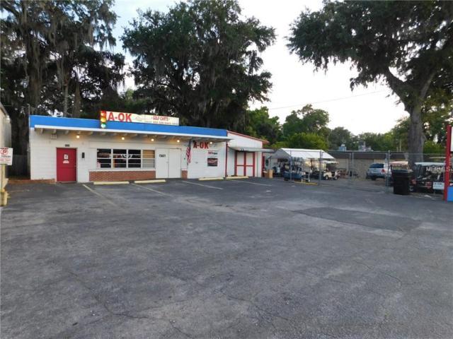 1015 W Dixie Avenue, Leesburg, FL 34748 (MLS #G5002119) :: The Price Group