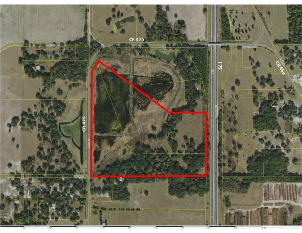 Cr 475, Oxford, FL 34484 (MLS #G5002122) :: Homepride Realty Services