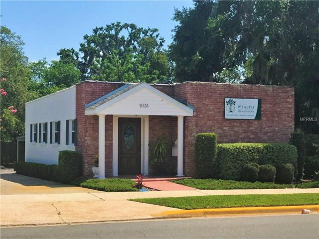 1031 W Magnolia Street, Leesburg, FL 34748 (MLS #G5002253) :: The Price Group