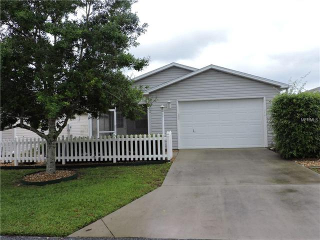 1406 Elana Place, The Villages, FL 32159 (MLS #G5002476) :: Realty Executives in The Villages