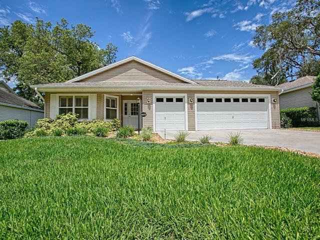 17072 93RD YONDEL Circle, The Villages, FL 32162 (MLS #G5002507) :: Realty Executives in The Villages