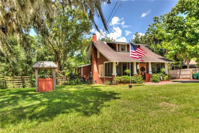 917 E Washington Avenue, Eustis, FL 32726 (MLS #G5002578) :: The Price Group
