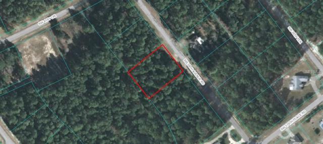 TBD SW 38TH AVENUE Road, Ocala, FL 34473 (MLS #G5002613) :: Griffin Group