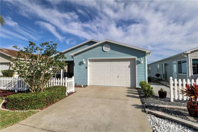 1737 Morelos Road, The Villages, FL 32159 (MLS #G5002628) :: Realty Executives in The Villages