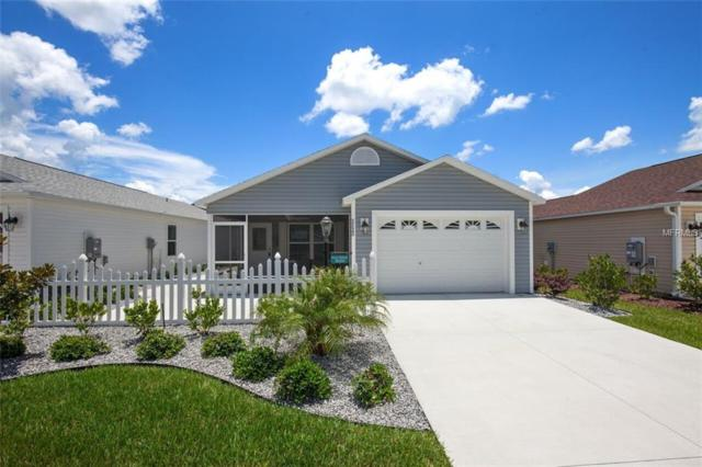 3020 Gallinule Court, The Villages, FL 32163 (MLS #G5002672) :: Realty Executives in The Villages