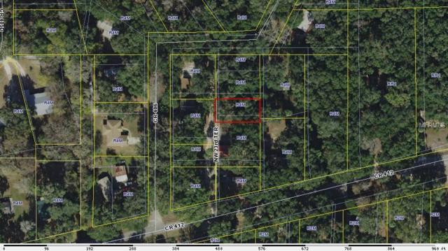 3577 NW 23RD Terrace, Lake Panasoffkee, FL 33538 (MLS #G5002751) :: Delgado Home Team at Keller Williams