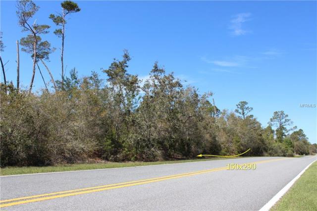 Lot 12 Royal Trail Road, Eustis, FL 32736 (MLS #G5002782) :: The Duncan Duo Team