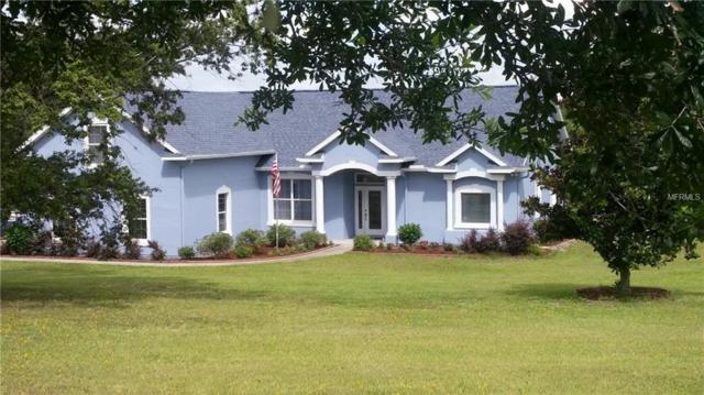 25101 Turkey Lake Road, Howey in the Hills, FL 34737 (MLS #G5002813) :: Team Pepka