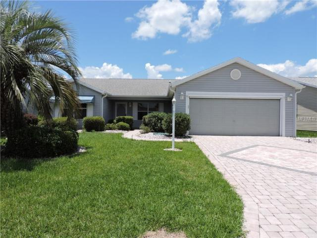 2017 Cordero Court, The Villages, FL 32159 (MLS #G5002823) :: Realty Executives in The Villages