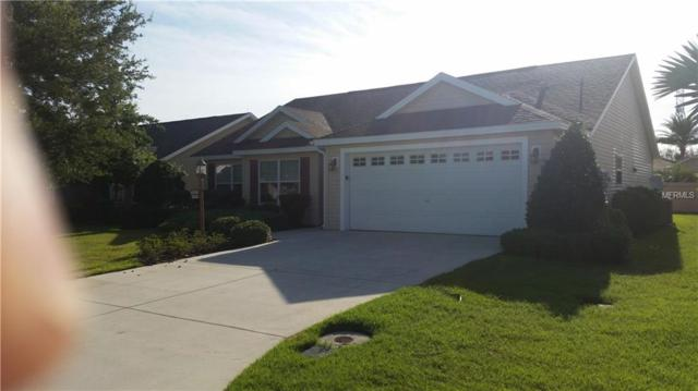 2613 Foxbridge Terrace, The Villages, FL 32162 (MLS #G5002826) :: Realty Executives in The Villages