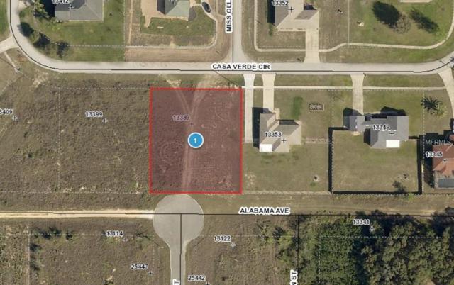 Lot 13 Alabama Avenue, Astatula, FL 34705 (MLS #G5003344) :: Griffin Group