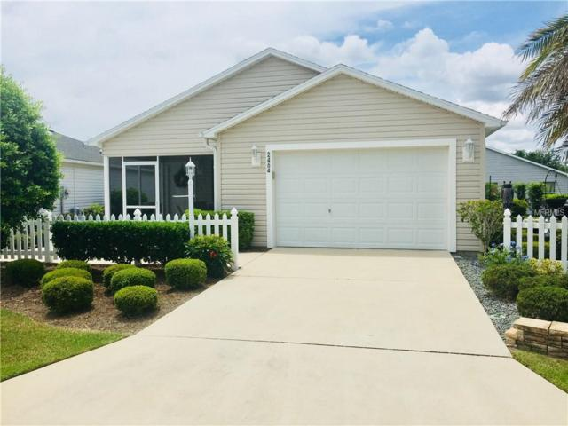 2464 Cedar Key Lane, The Villages, FL 32162 (MLS #G5003466) :: Realty Executives in The Villages