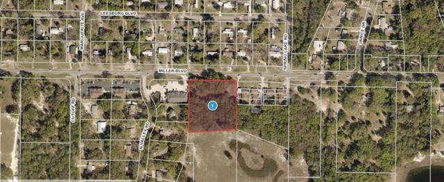1207 W Miller Street, Fruitland Park, FL 34731 (MLS #G5003595) :: Kreidel Realty Group, LLC