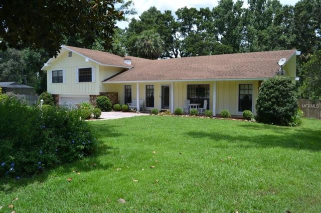 5131 Magnolia Ridge Road, Fruitland Park, FL 34731 (MLS #G5003834) :: Team Pepka